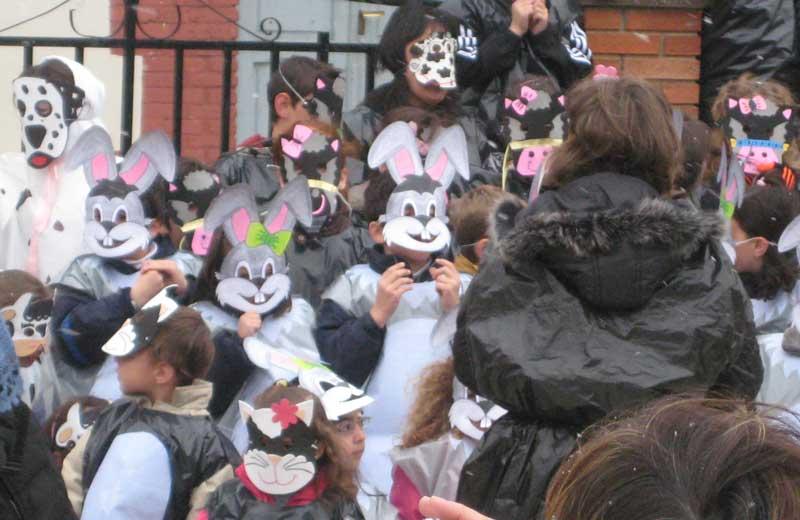 Carnavales escolares